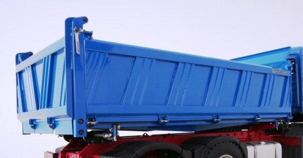 Meiller 3-axle three-way tipper body type 16