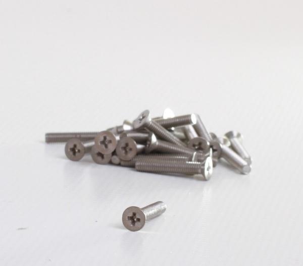 Countersunk screw M3x20 DIN 965