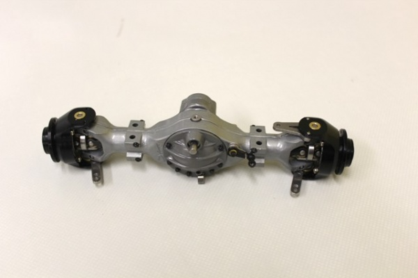 Front axle differential with second output 3:1 for Tamiya