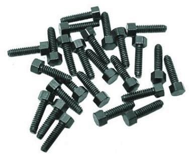 Miniatur-Sechskantschraube M2x10