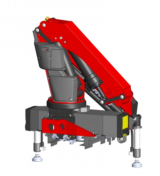 Loading crane Palfinger PK 23002-SH