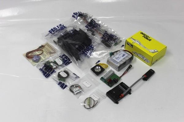 Electronics set Commander for Mercedes Arocs