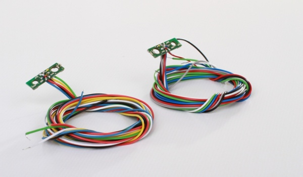 LED Platine klein für Rücklicht LC8 LKW