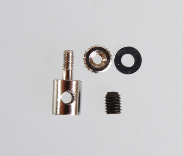 Gestängeanschluss 2mm