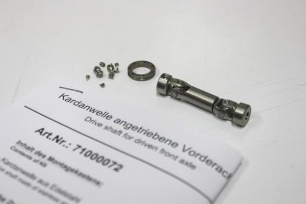 Kardanwelle für angetriebene Vorderachse 2-3 Achs