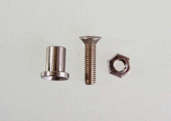 King bolt stainless steel