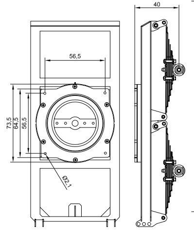 Turntable 2-axle