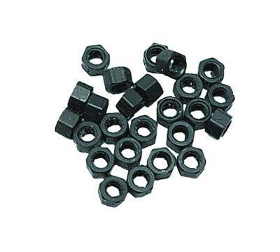 Miniatur-Sechskantmutter M2