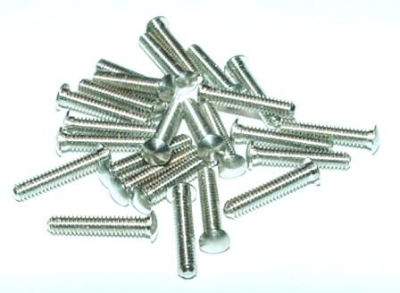 Rivet screw M2x10