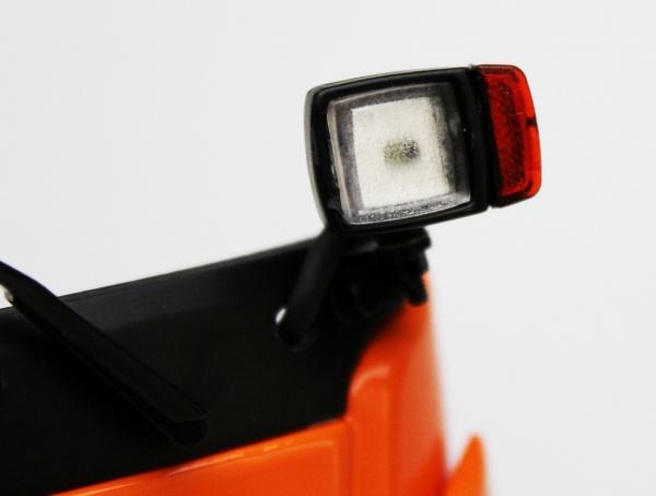 Arbeitsscheinwerfer mit Blinkern