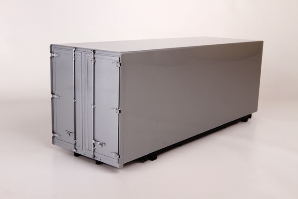 Case 500mm with double doors