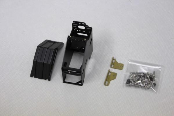 Servo mounting kit diff lock 2-/3-axle tipper Arocs