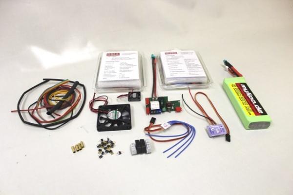 Electronics set for crawler loader 963D