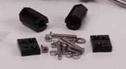 Adapter Hinterachse für Tamiya Fahrgestelle