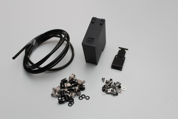 Installation kit for single valve block