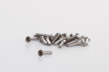 Countersunk screw M2x10 DIN 965