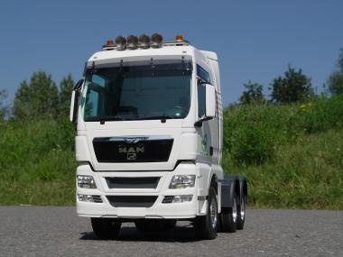 MAN TGX 3-Achs-Sattelzugmaschine Euro 5 kurz ohne Allradantrieb