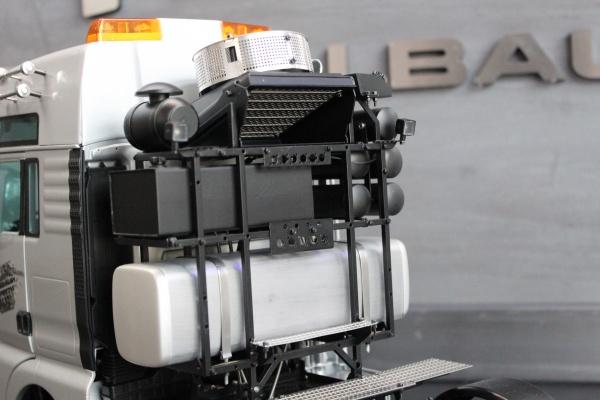 Schwerlastaggregat MAN TGX Bausatz