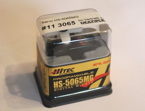 Hitec Servo HS-5065MG Digital Servo