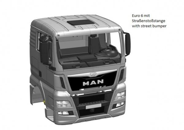 MAN TGX-XL Euro 6 kit